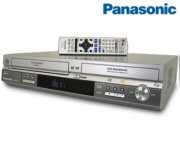 PANASONIC DMR-ES30V DVD RECORDER-VCR COMBO