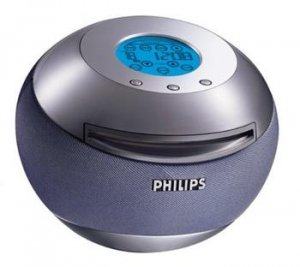 PHILIPS Portable CD Sound System