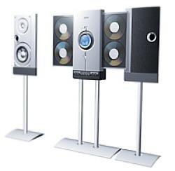 JWIN JX-CD8500 4 CD-MP3 Vertical Loading System
