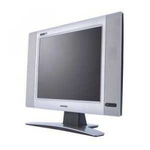 """MAGNAVOX 15"""" HD-Ready LCD TV with HD Component Video and PC Inputs"""