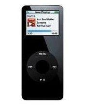 APPLE iPod Nano 4GB Black - 1,000 Songs