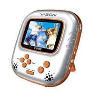 """COBY 3.5"""" TFT PORTABLE DVD-CD-MP3 PLAYER"""