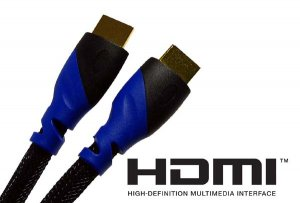 High-end HDMI cable, V1.3, 6ft, Full HD 1080p