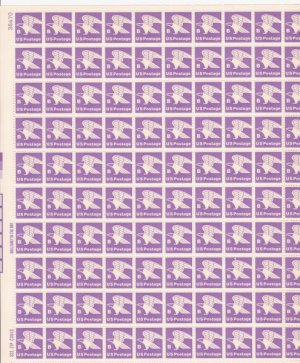 USA MINT SHEET - Scott # 1818
