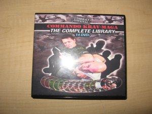 Commando Krav Maga The Ultimate Set 14 DVDs