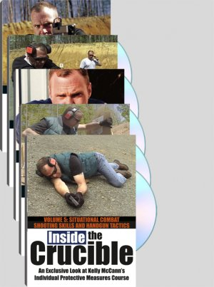 Kelly McCann' INSIDE THE CRUCIBLE The Complete Series, Volumes 1�5