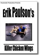 Killer Chicken Wings DVD by Erik Paulson