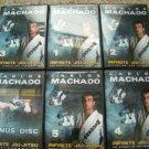 Carlos Machado Infinite Jiu-Jitsu complete 6 DVD Set