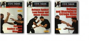 Steve Tarani The Naked Edge Complete DVD Set