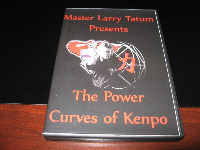 Larry Tatum The Power of Curves Kenpo Karate