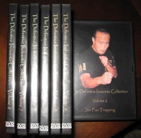 The Definitive Inosanto Collection 9 DVD Set by Dan Inosanto