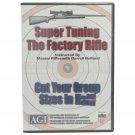 AGI Super Tuning The Factory Rifle American Gunsmithing DVD