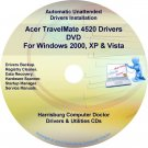 Acer TravelMate 4520 Drivers Restore Recovery CD/DVD