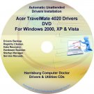 Acer TravelMate 3020 Drivers Restore Recovery CD/DVD