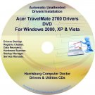 Acer TravelMate 2700 Drivers Restore Recovery CD/DVD