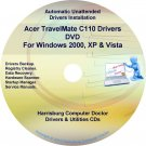 Acer TravelMate C110 Drivers Restore Recovery CD/DVD