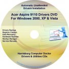 Acer Aspire 9110 Drivers Restore Recovery CD/DVD