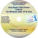 Acer Aspire 7530 Drivers Restore Recovery CD/DVD