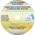 Toshiba Tecra L2-SP141 Drivers Restore Recovery DVD