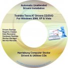 Toshiba Tecra A7 Drivers Restore Recovery CD/DVD