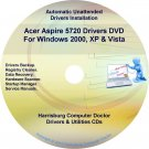 Acer Aspire 5720 Drivers Restore Recovery CD/DVD