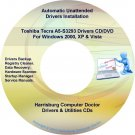 Toshiba Tecra A5-S3293 Drivers Restore Recovery DVD