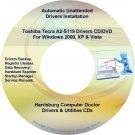 Toshiba Tecra A2-S119 Drivers Restore Recovery DVD
