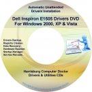 Dell Inspiron E1505 Drivers Restore Recovery DVD
