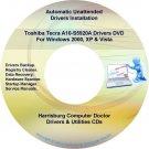 Toshiba Tecra A10-S5920A Drivers Restore Recovery DVD