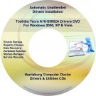 Toshiba Tecra A10-S5802A Drivers Restore Recovery DVD