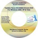 Toshiba Tecra A10-S5802 Drivers Restore Recovery CD/DVD