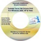 Toshiba Tecra 780 Drivers Restore Recovery CD/DVD