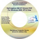 Dell Inspiron 560 ST Drivers Restore Recovery DVD
