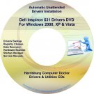 Dell Inspiron 531 Drivers Restore Recovery DVD