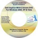 Dell Inspiron mini 1012 Drivers Restore Recovery DVD