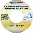Dell Inspiron mini 1011 Drivers Restore Recovery DVD