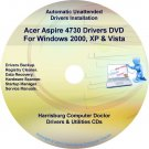 Acer Aspire 4730 Drivers Restore Recovery DVD