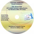 Dell Portable System Labtop Drivers Recovery Master DVD