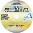Toshiba Satellite T135-S1305RD Drivers CD/DVD