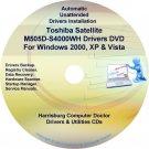 Toshiba Satellite M505D-S4000WH Drivers CD/DVD