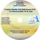 Toshiba Satellite A20-S208 Drivers Recovery CD/DVD