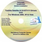 Toshiba Satellite A110-ST1111 Drivers Recovery CD/DVD