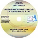 Toshiba Satellite A10-S1691 Drivers Recovery CD/DVD