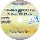Toshiba Satellite L505-SP6984C Drivers Recovery Restore