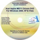 Acer Aspire M5711 Drivers Restore Recovery CD/DVD