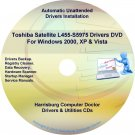 Toshiba Satellite L455-S5975 Drivers Recovery Restore