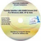 Toshiba Satellite L455-S5989 Drivers Recovery Restore