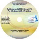 Dell Inspiron 546ST Drivers Restore  Disc Disk CD/DVD