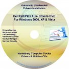 Dell OptiPlex XL5 Drivers Restore  Disc Disk CD/DVD