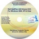 Dell OptiPlex L60 Drivers Restore  Disc Disk CD/DVD